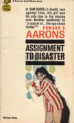 Assignment To Disaster (Sam Durrell #1)