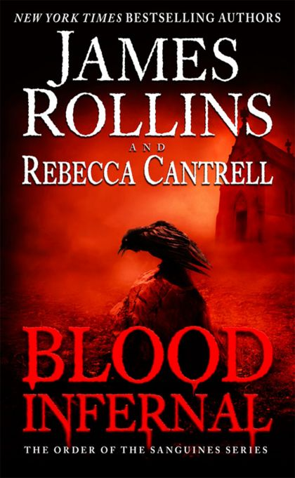 Blood Infernal (The Order of the Sanguines #3)