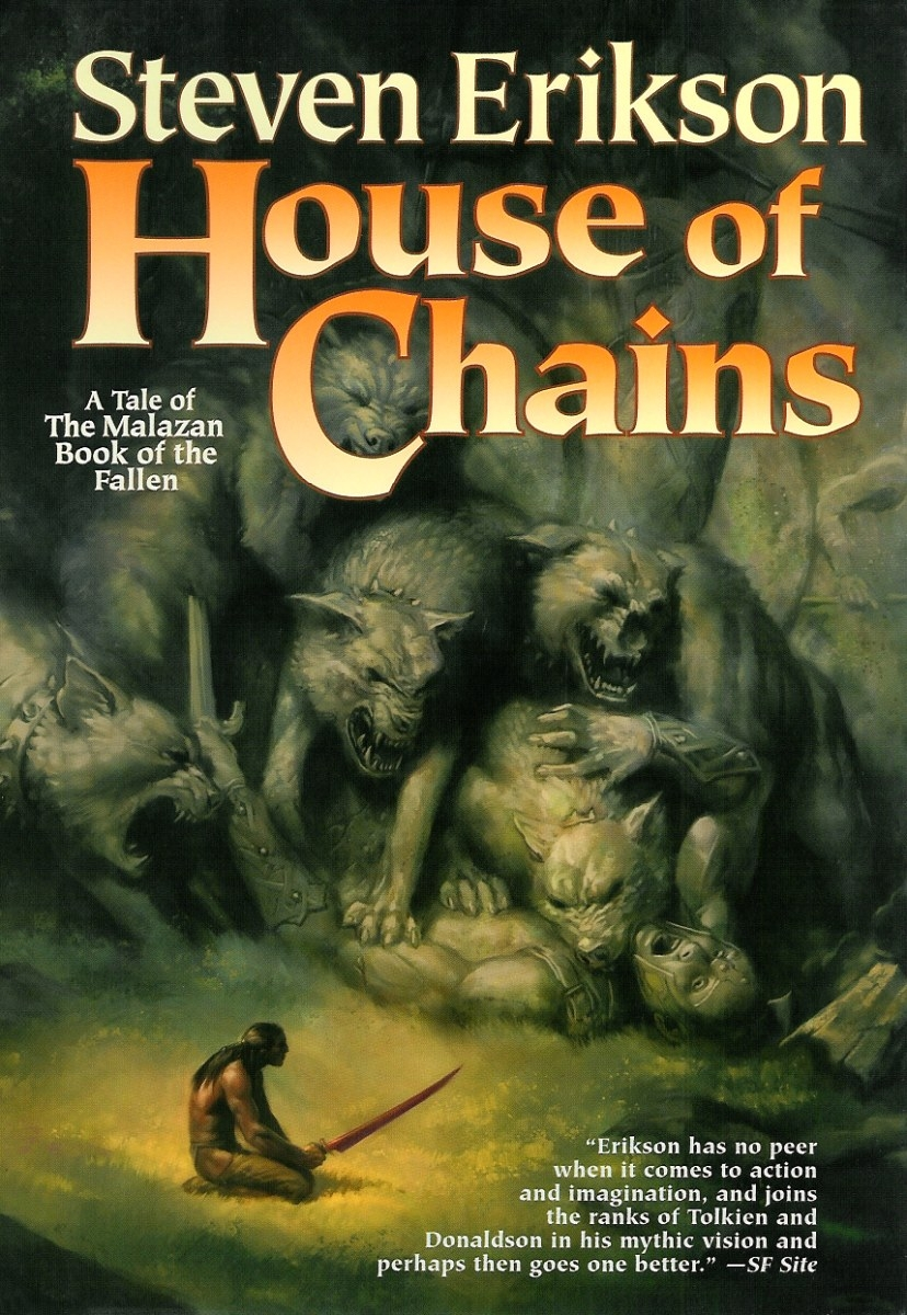 House Of Chains (The Malazan Book of the Fallen #4)