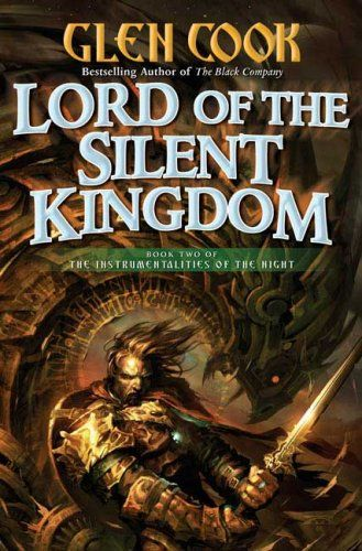 Lord Of The Silent Kingdom (Instrumentalities Of The Night #2)