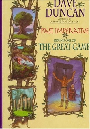 Past Imperative (The Great Game #1)