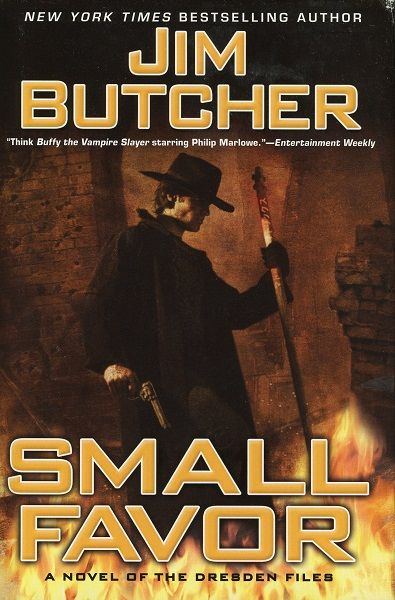 Small Favor (The Dresden Files #10)