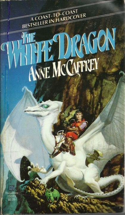 The White Dragon (Dragonriders of Pern #3)