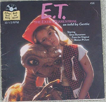 E.T. The Extraterrestrial as told by Gertie